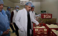 Keles Süt Ürünleri Dağ İlçelerindeki Çiftçilere 21 Milyon 621 Bin 785 Lira Kazandırdı