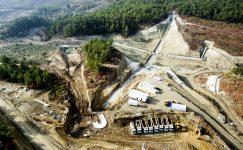 Belenyenice Göleti ve Sulaması Projesinde Çalışmalar Bütün Hızıyla Sürüyor