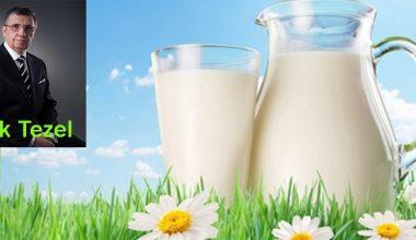 Çiğ Süt Referans Fiyatı 130 Kuruş Olarak Belirlendi