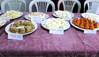 Laçinli Kadınlar 36 Çeşit Peynir Ürettiler