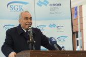 """Bakan Fakıbaba: """"İnşallah ithalatı olmayan hep ihracat yapan ülkede yaşayacağız"""""""