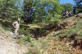 Çalı süpürgesi toplamak için gittiği ormanlık alanda cesedi bulundu