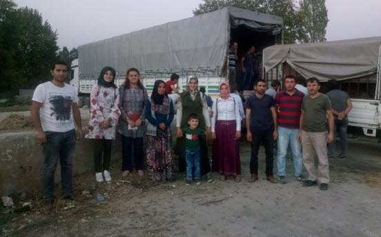 Genç çiftçilere 30 adet düve desteği