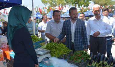İzmit'te  tarım ürünleri sergilenecek