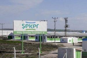 Şeker Piliç'in kesimhane ve idari binaları satıldı