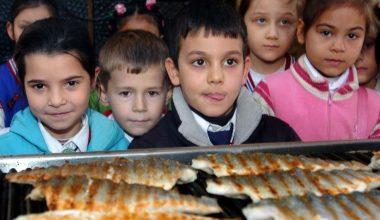 Balık tüketimini artırmak için seferberlik ilan edildi