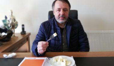 Geleneksel peynir üretimi yapan üreticiler devletten destek bekliyor