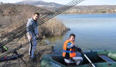 Oltacılar sazan balığı sezonunu kapattı