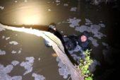 Balık tutmak isterken dereye düşerek boğuldu