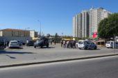Kurban pazarında sopalı kavga: 2 yaralı