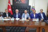 """Mustafa Elitaş:""""Tarımın sorunları belli ve biz hükümet nezdinde bu sorunları çözeceğiz"""""""
