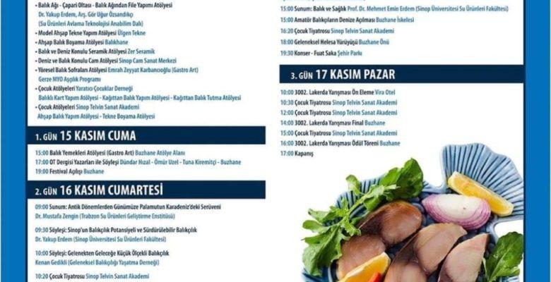 2. Lakerda Festivali 15 Kasım'da başlıyor