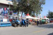 Manisa Tarım Fuarı'nda 1 litre zeytinyağı 11 bin liraya satıldı