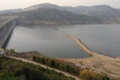 O barajda tehlike çanları: Kuraklık devam ederse çiftçilere su verilmeyecek