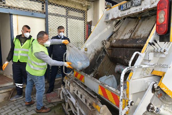 İzmir'de depoya baskın; kilolarca sakatat ve pişirilmiş kelle bulundu