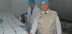 İzmir'de süt ve süt ürünleri işletmelerinde denetim