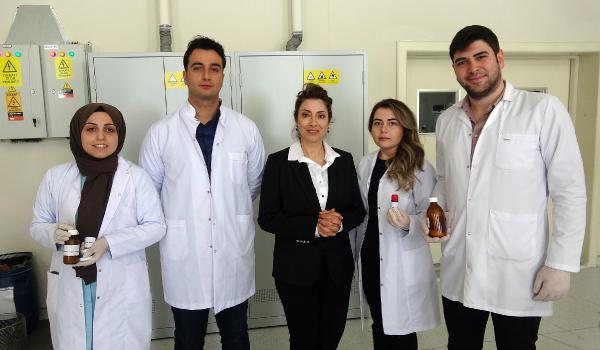 Sağlık, kozmetik, tarım ve hayvancılık için probiyotik ürettiler