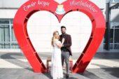 Şanlıurfa'da 14 Şubat'ta nikahlanan 35 çifte zeytin fidanı