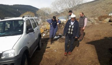 66 yaşındaki çiftçinin ineği için veteriner isteği yerine getirildi