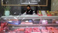 Edirne'de kasaplar da tedbirlerini artırdı