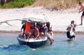 Foça'da tekne faciası: 4 ölü, 1 kayıp