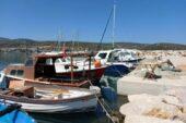 Bir ayda 9 tekne motoru çalınan köyde, balığa çıkılamıyor