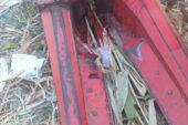 Hasat yapan çiftçi kolonu silaj makinesine kaptırdı