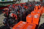 Elazığ'da, çiftçilere 2 milyon liralık makine desteği