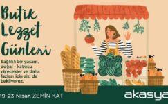 Sağlıklı gıda ürünleri festivali başladı