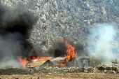 Milas yangınının ulaştığı mahallede 3 ev yandı; Çökertme'de alevler kontrol altında