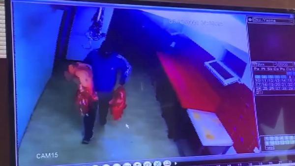 Çekmeköy'de restorandan et hırsızlığı